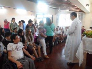 <p>Liturgia y Celebraciones</p>